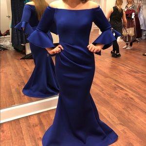 Jovani Off the Shoulder Prom/Formal Dress